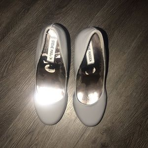 Steve Madden Grey Shoes